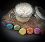 Essential oil infused Body Souffle