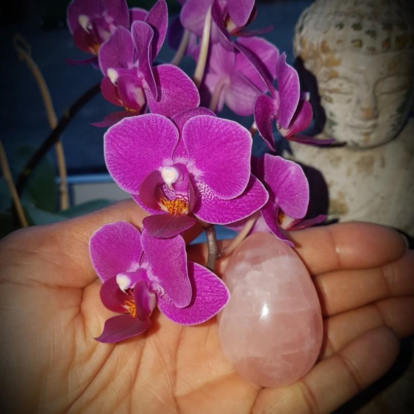 Rose Quartz, Crystal for Love