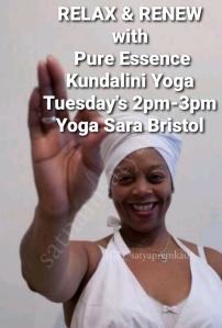 Relax & Renew with Pure Essence Kundalini Yoga